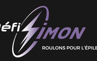 Défi Simon – Roulons pour l'épilepsie